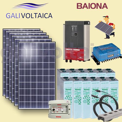 Placas Solares Baiona