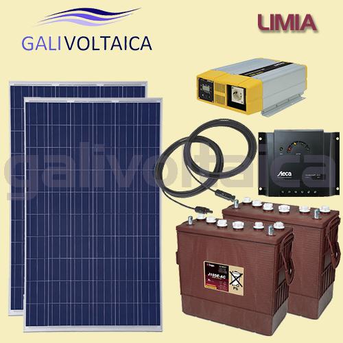 Placas Solares Xinzo de Limia