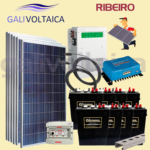 Placas Solares Ourense