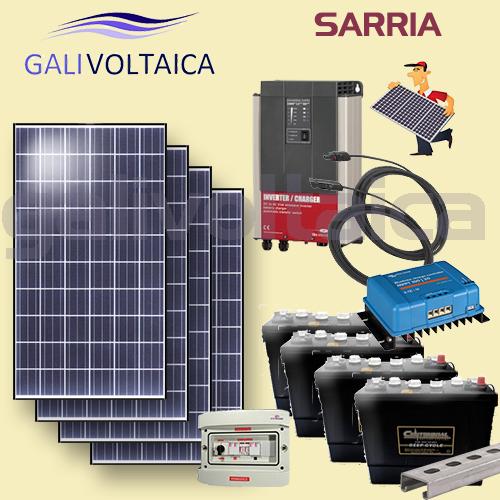 placas solares Sarria