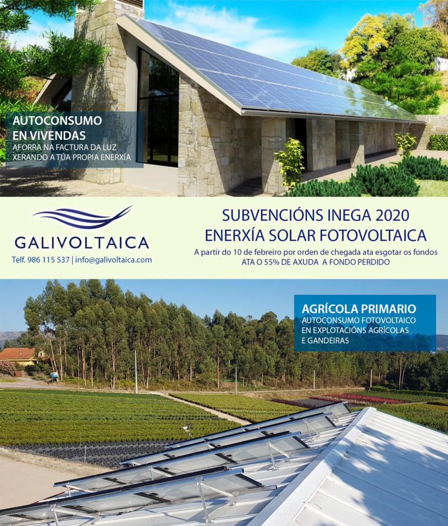 Subvenciones INEGA